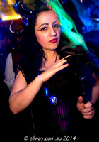 HALLOWEEN PARTY-5 DIMENSION EVENT 31/10/14