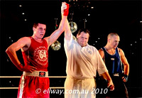 BOXING @ THE WESTEND HOTEL 4/7/10